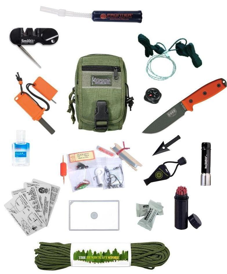 The Survival Store S Large Ultimate Survival Kit